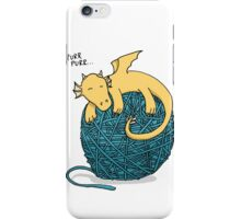 Adorable Identity Crisis iPhone Case/Skin