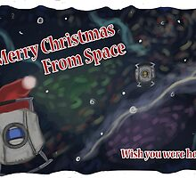 Merry SPACEmas... so much space  by TimeSlug