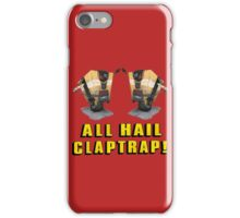The Robot God iPhone Case/Skin