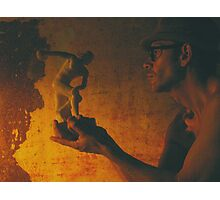 Myth Ology Photographic Print