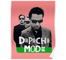 Depeche Mode : Playing the Angel - Let For Dead Poster