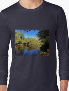 Lake Sabino Long Sleeve T-Shirt