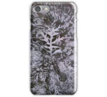 oak grey iPhone Case/Skin