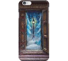 Christmas in Narnia iPhone Case/Skin
