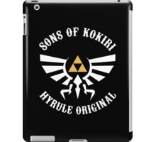 Sons of Kokiri iPad Case/Skin