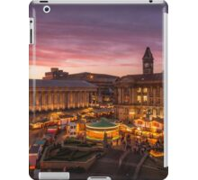 Birmingham Frankfurt Market iPad Case/Skin