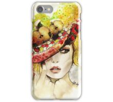 """Under my apple tree"" iPhone Case/Skin"