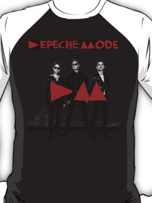 Depeche Mode : 2013 Groupe Poster T-Shirt