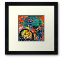 Horatio and Bud Framed Print