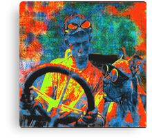 Horatio and Bud Canvas Print