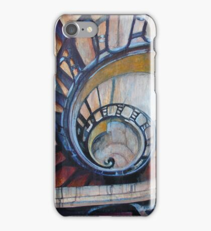 The Answer Embodies a Question iPhone Case/Skin