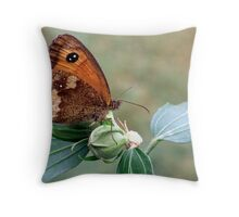 Gatekeeper 2 Throw Pillow