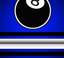 8 BALL by Greg Hicory