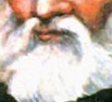 Henry Wadsworth Longfellow, American Poet Sticker