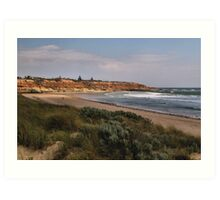 Port Noarlunga Art Print