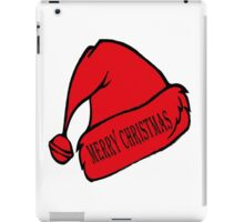 MERRY CHRISTMAS NEW DESIGN  iPad Case/Skin