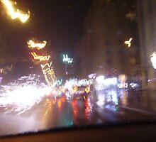 VIENNA CITY LIGHTS Nr.826 by Wolfgang Pawlik