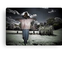 Scare the Crows Canvas Print