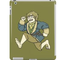 run bilbo!! iPad Case/Skin