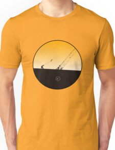 threadneedle community 04 : crane Unisex T-Shirt