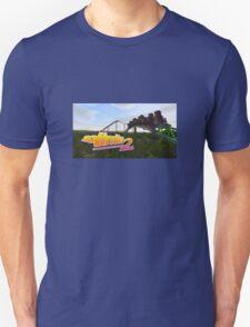 NoLimits 2 (Coaster Simulator) - Python T-Shirt