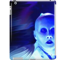 Yewll in The Terasphere Blue iPad Case/Skin