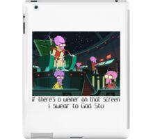 Rick & Morty iPad Case/Skin