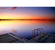 Lake View Photographic Print
