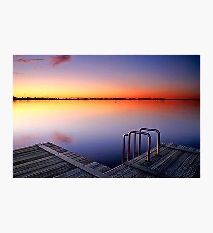 Lake View Photographic Print