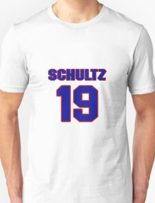 NHLS04048 Hockey player Justin Schultz jersey 19 T-Shirt