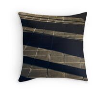 afternoon bars Throw Pillow