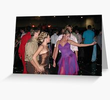graduation party Greeting Card