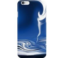 How Deep Is The Ocean-Abstract+Products Design iPhone Case/Skin