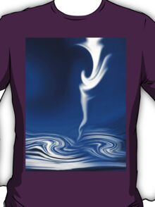 How Deep Is The Ocean-Abstract+Products Design T-Shirt