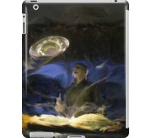 Yewll Trys to Take Out The Keys iPad Case/Skin