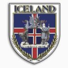 Iceland Shield by steini