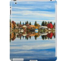 At Home In The Clouds iPad Case/Skin