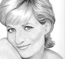 """""""Diana"""" by Karen A. Cash"""