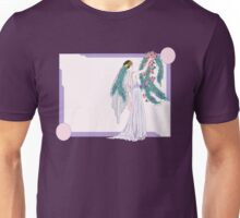 Art Deco Bride Unisex T-Shirt