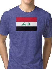 Iraq - Standard Tri-blend T-Shirt