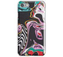 Liquified Fabric iPhone Case/Skin