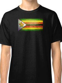 Zimbabwe - Vintage Classic T-Shirt