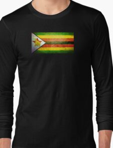 Zimbabwe - Vintage Long Sleeve T-Shirt