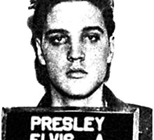 Elvis Mugshot by GilbertValenz