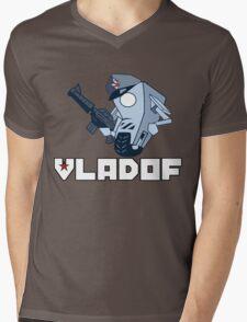 Vladof Cl4p-TP Mens V-Neck T-Shirt
