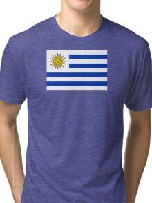 Uruguay - Standard Tri-blend T-Shirt