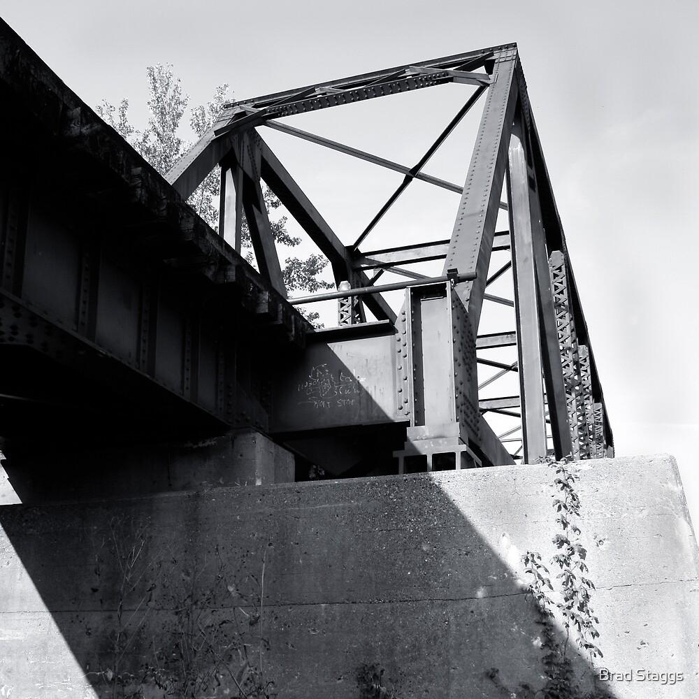 Indiana Bridge by Brad Staggs