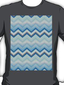 Zig Zag Chevron Pattern T-Shirt