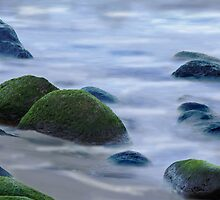 Misty stones by Kofoed