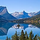 September in Glacier National Park by Bryan D. Spellman